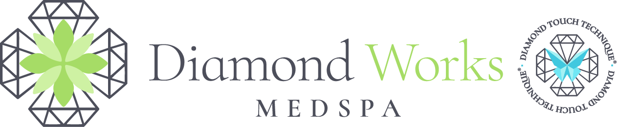 Diamond Works MedSpa logo
